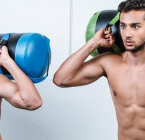 Water Bag Exercises for a Total Body Workout