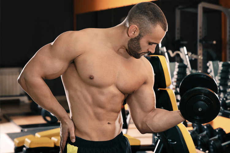 Best Bicep Workouts for Strong and Impressive Arms - concentration curls