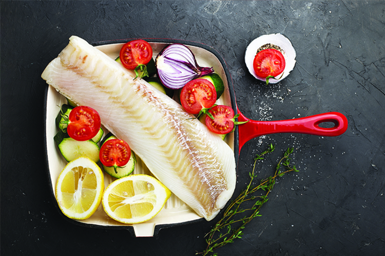 Healthy Seafood you Should be Eating More of - cod