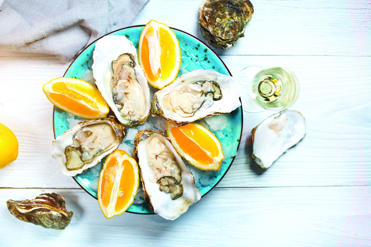 Healthy Seafood you Should be Eating More of - oysters
