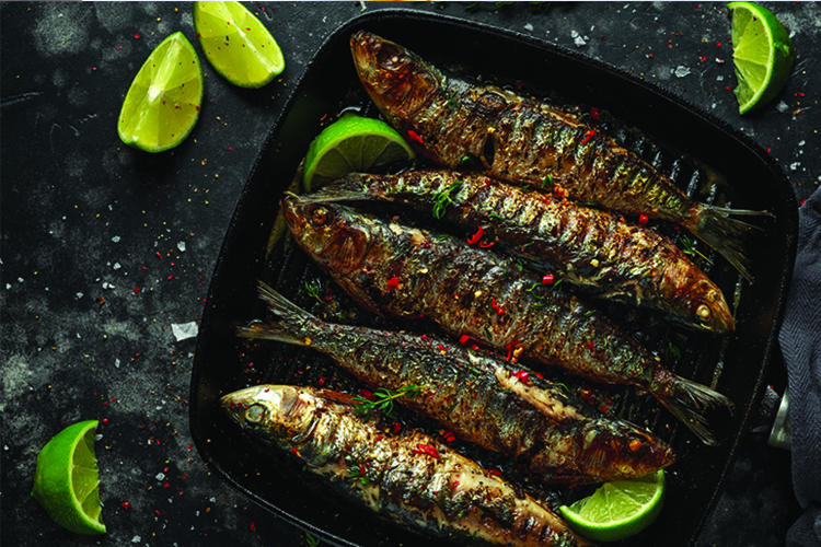 Healthy Seafood you Should be Eating More of - sardines