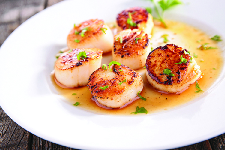 Healthy Seafood you Should be Eating More of - scallops