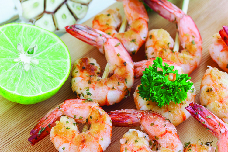 Healthy Seafood you Should be Eating More of - shrimp