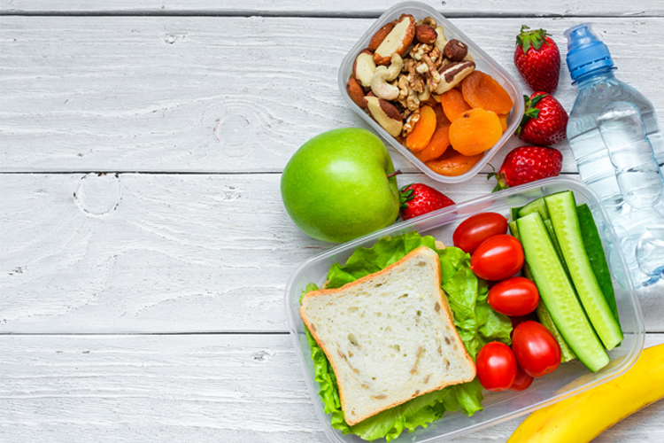 How to Maintain a Healthy Energy Balance - portion control
