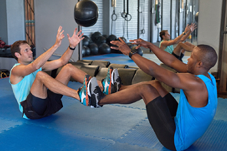 How to Perfect your Workout Regimen for Long Term Success - workout with a friend