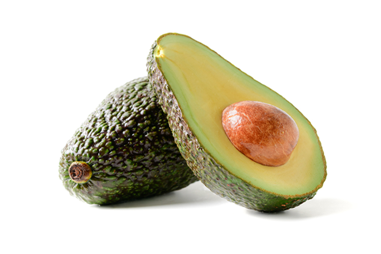 Top 10 Low Carb Fruits and Vegetables to eat on the keto diet - Avocado