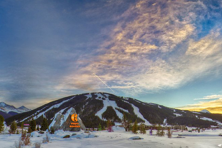 Winter Resorts Perfect for a Fitness Vacation - Copper Mountain
