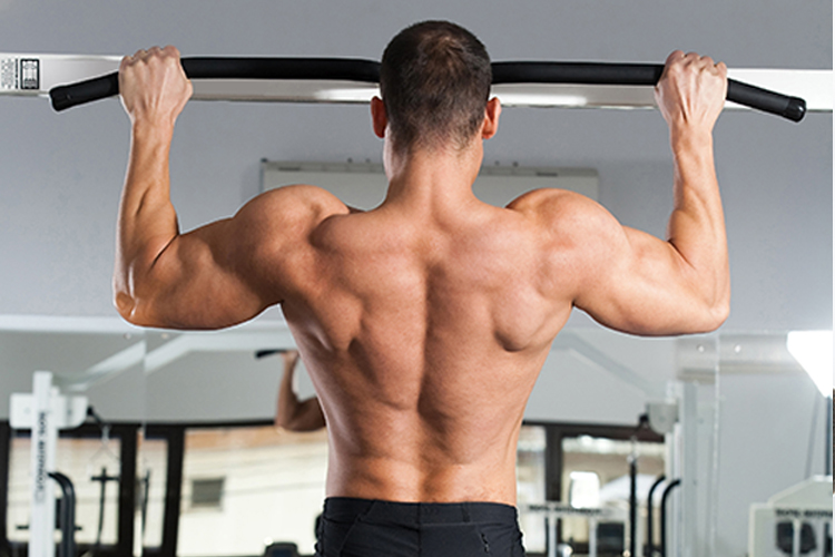 Best Science Based Bicep Workouts to Increase Size and Strength - chin up