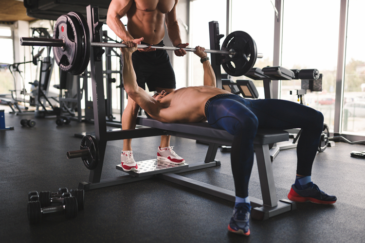 Essential Exercises for Building Muscle Strength - Bench Press