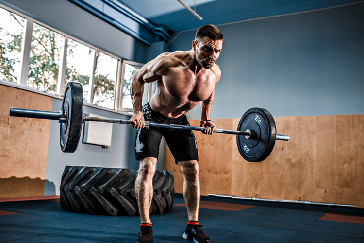 Essential Exercises for Building Muscle Strength - Dead lift