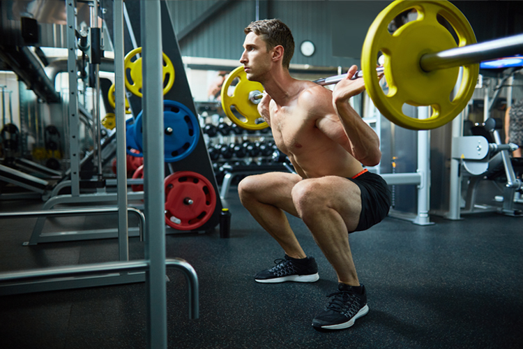 Essential Exercises for Building Muscle Strength - Squat