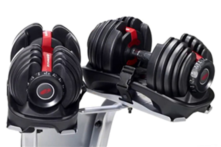 Fitness Gifts for Men who like to Workout - Bowflex Adjustable Dumbbells