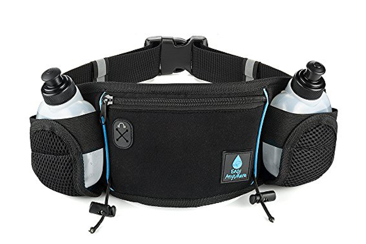 Fitness Gifts for Men who like to Workout - Hydration Running Belt