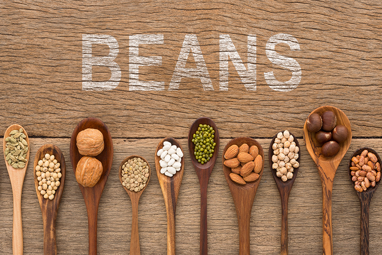 Top 10 World's Healthiest food and How to Add Them to Your Diet - beans
