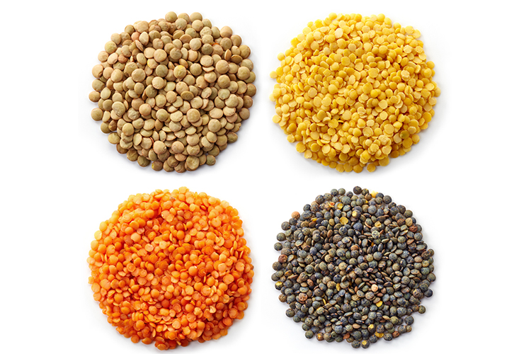 Top 10 World's Healthiest food and How to Add Them to Your Diet - lentils