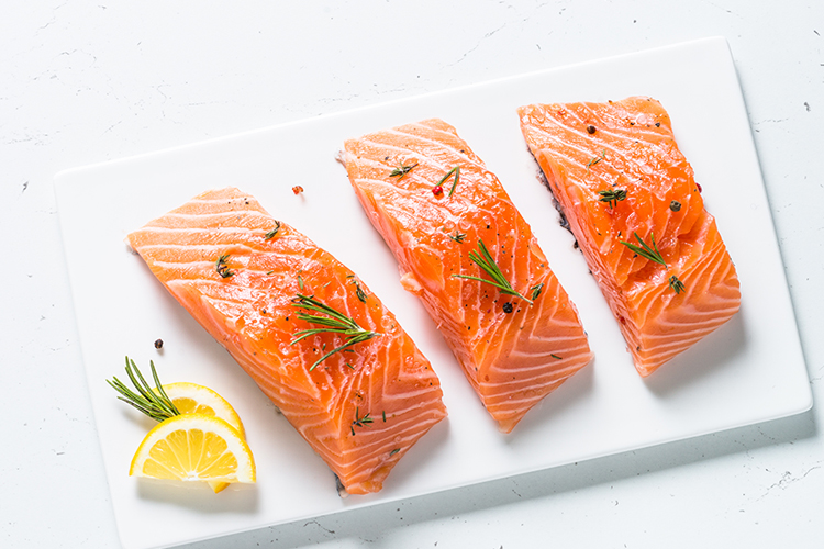 Top 10 World's Healthiest food and How to Add Them to Your Diet - salmon