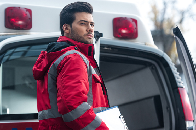 Top Attractive Jobs for Men that Impress Women - Paramedic