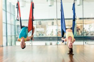The Benefits of Aerial Yoga and Why You Should Try It