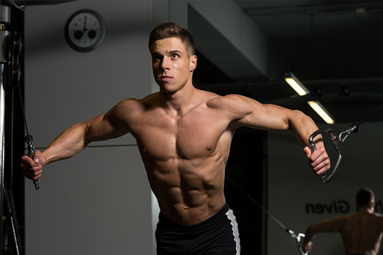 Big Chest Workouts to slay this year - cable crossover