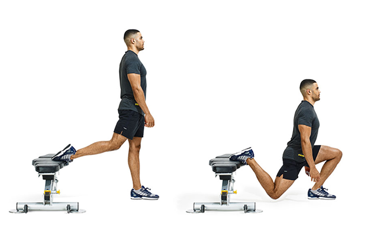 The Split Squat - How to Incorporate this Power Leg Exercise in your Workout Basic