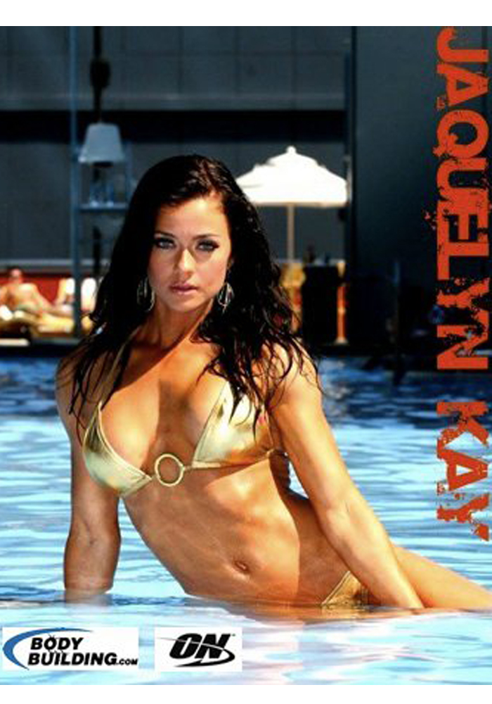 Top 10 hottest female fitness models - Jaquelyn Kay