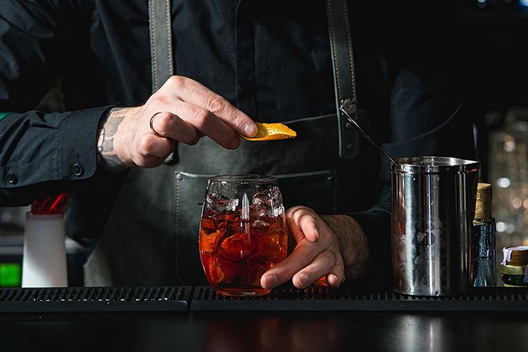 Ruby Cocktail
