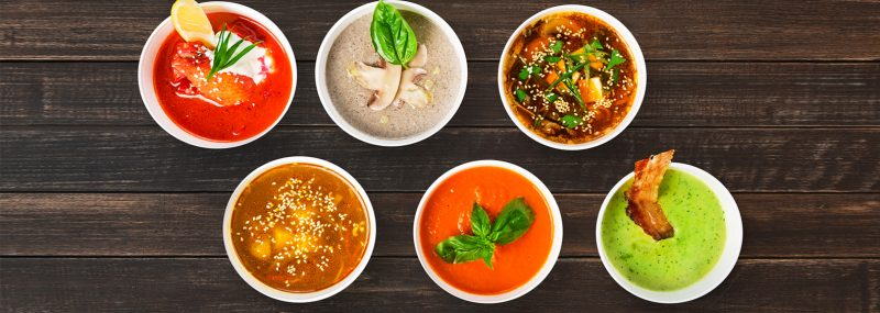 Winter comfort food options with a healthy spin