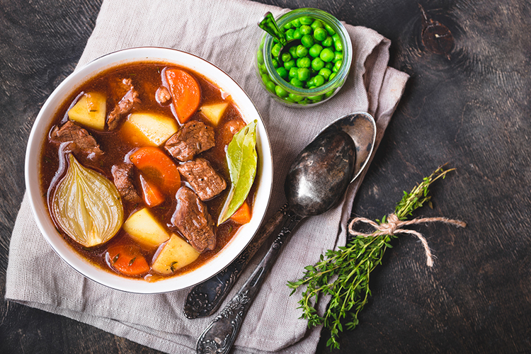 Winter comfort food options with a healthy spin!