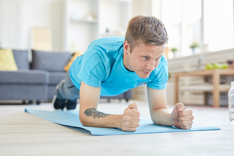The Best Fitness Exercises to Keep you in Shape Over 40