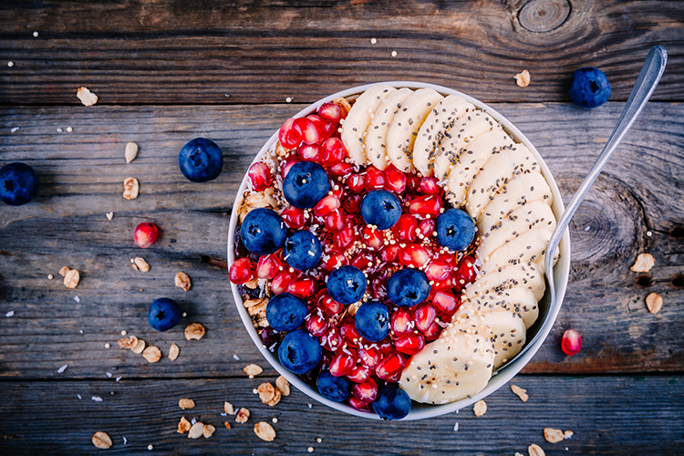 Healthy Breakfast Ideas to Compliment your Workout
