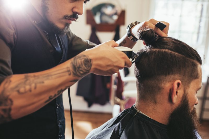 Top 10 Men's hairstyles of 2018