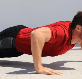 body weight exercises pillar core strength