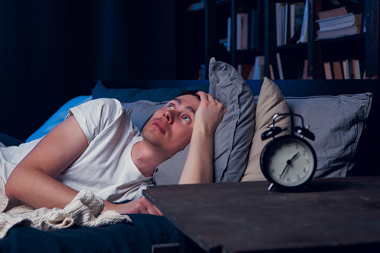 not getting enough sleep impacts fitness