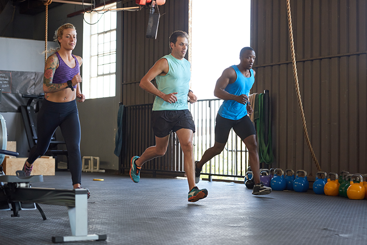 interval and circuit training