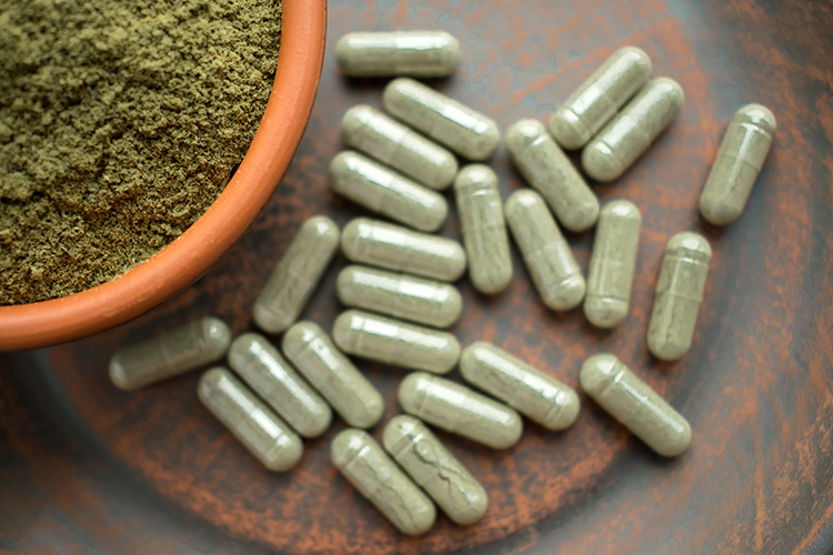 greens supplement with alkalizing effect