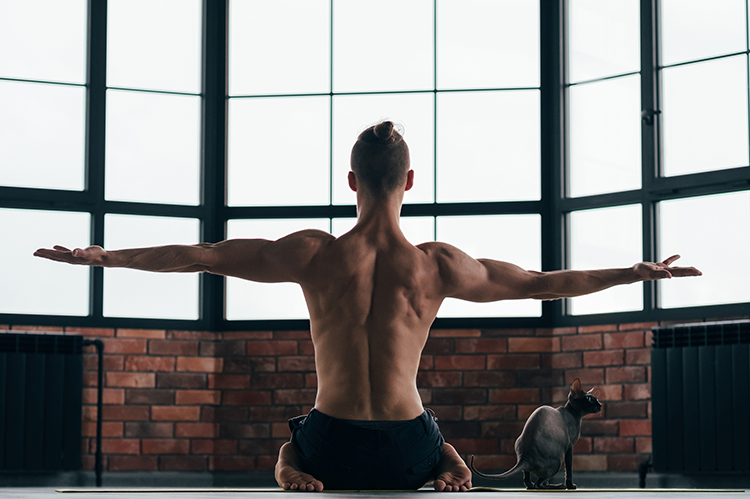 pilates for strong back and core