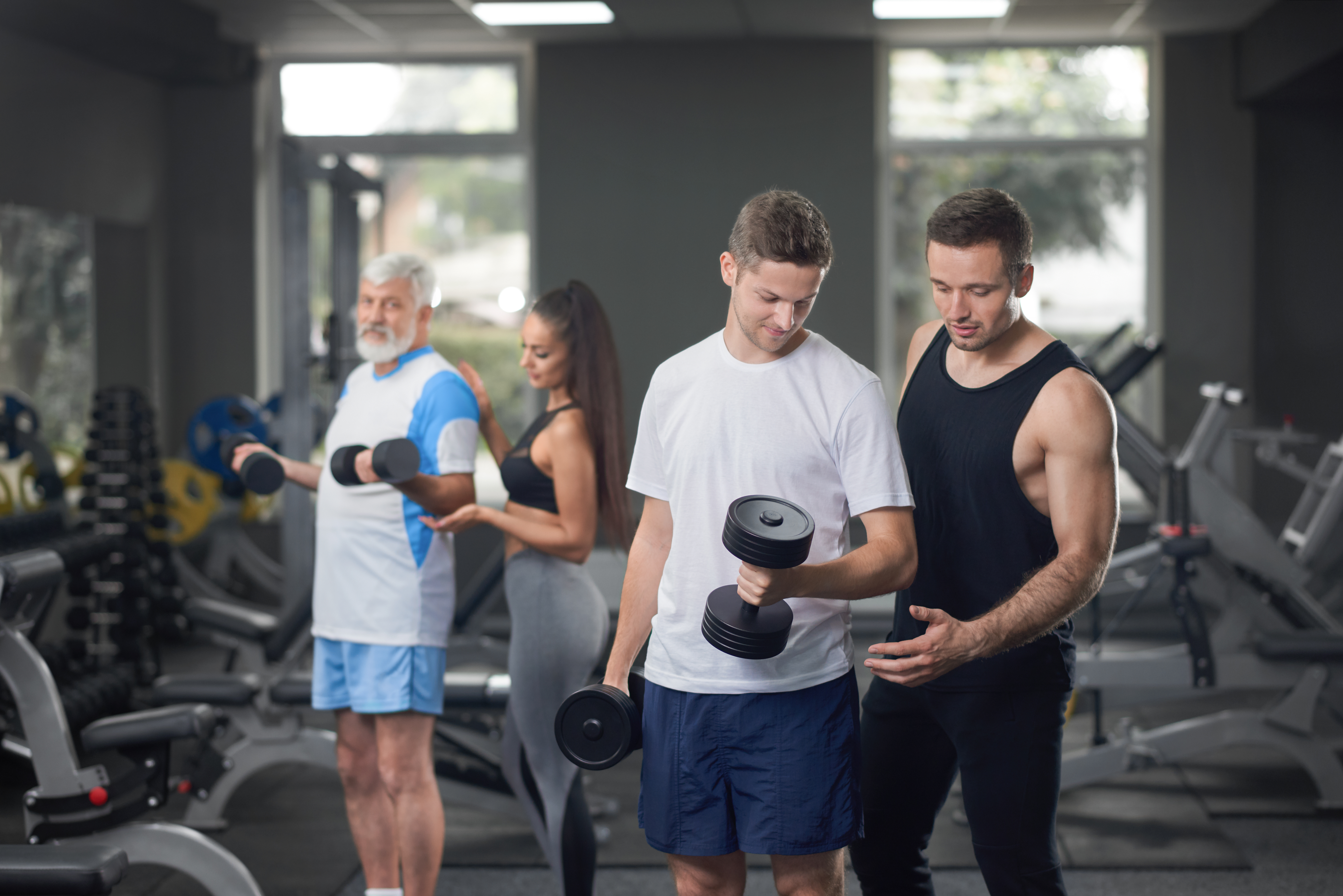 How To Find a Good Gym Trainer - What to look for in one