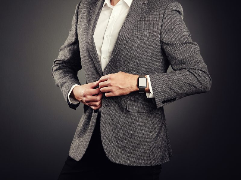 Casual Business watch