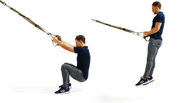 TRX Full Body Burn Workout Anyone Can Do It