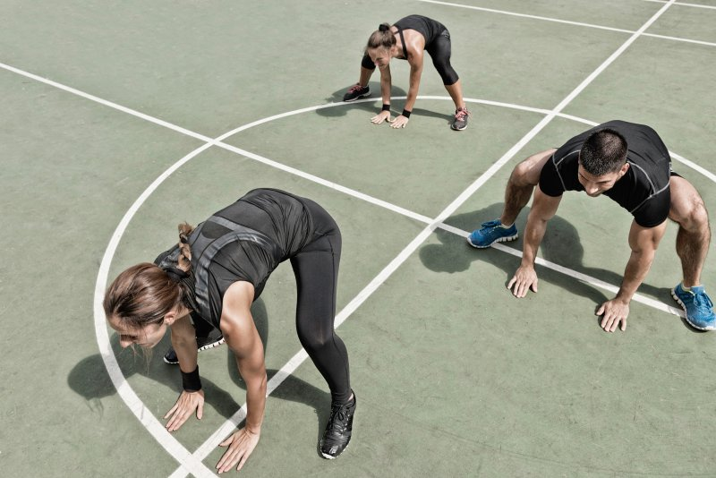 The Best warm up exercises to Avoid Injury animal warm up