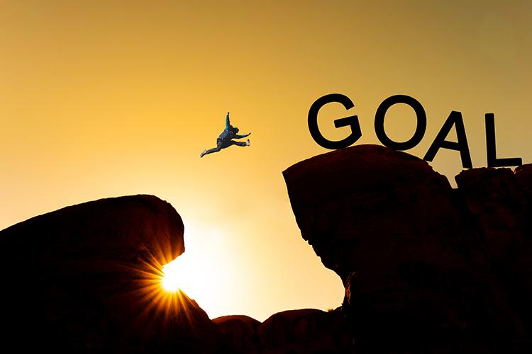 joy of goal accomplishment