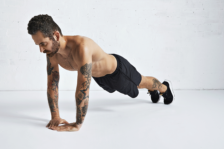 push-up variation 2