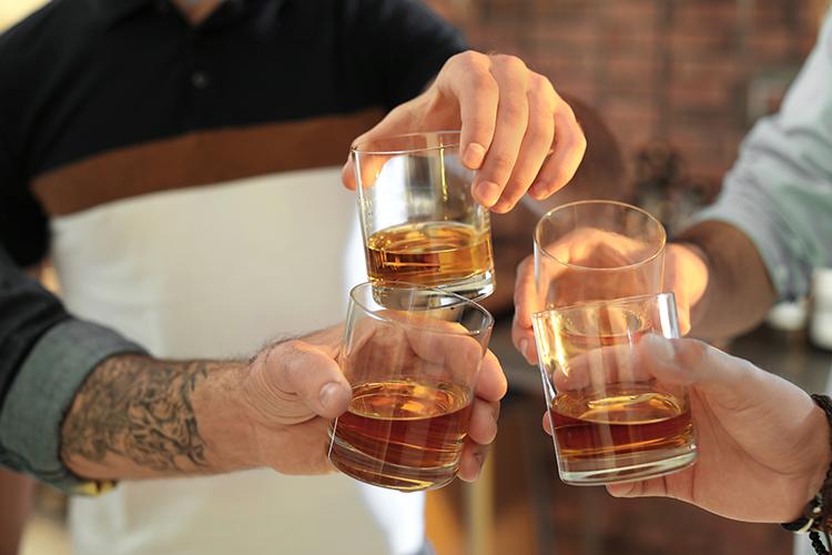 Irish Whiskey neat