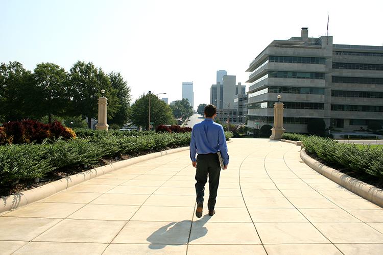 opt for light walking