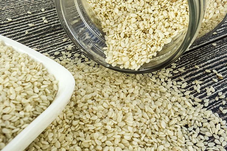 Sesame seeds for stronger bones