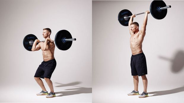 Picture Credit: (https://www.coachmag.co.uk/barbell-workouts/7828/get-lean-in-less-time-with-this-20-minute-barbell-workout)