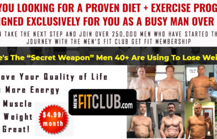Weight Loss and Muscle Program for Men Over 40