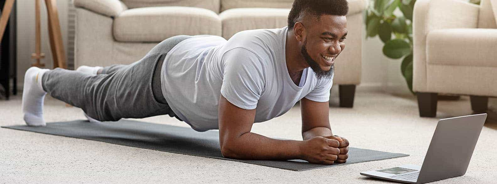 6 Ways To Stay Fit At Home