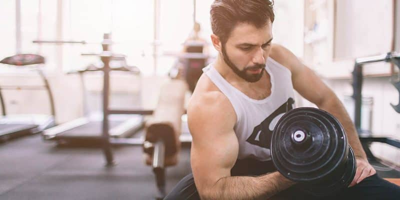 Men's Guide How to Build Muscle over 50