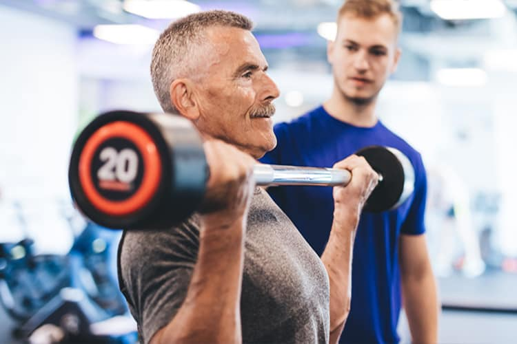 build muscle over 50
